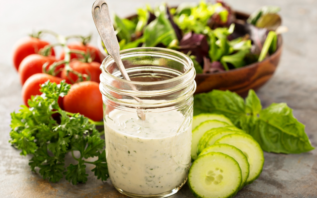 Greek Yogurt Ranch Dressing