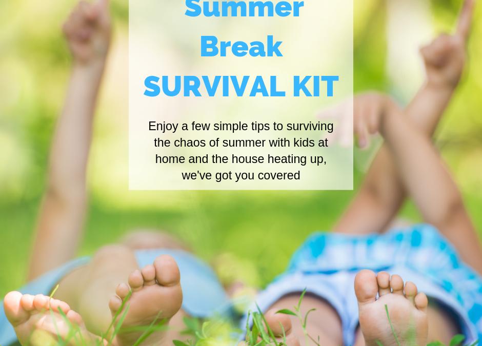 Summer Break Survival