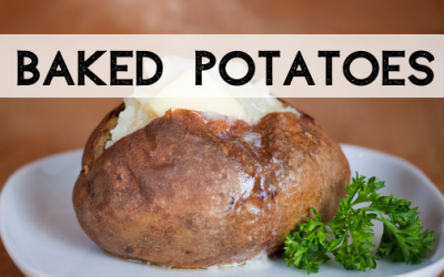 Perfect Baked Potatoes