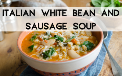 Italian White Bean and Sausage Soup