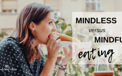 Mindless Eating vs Mindful Eating