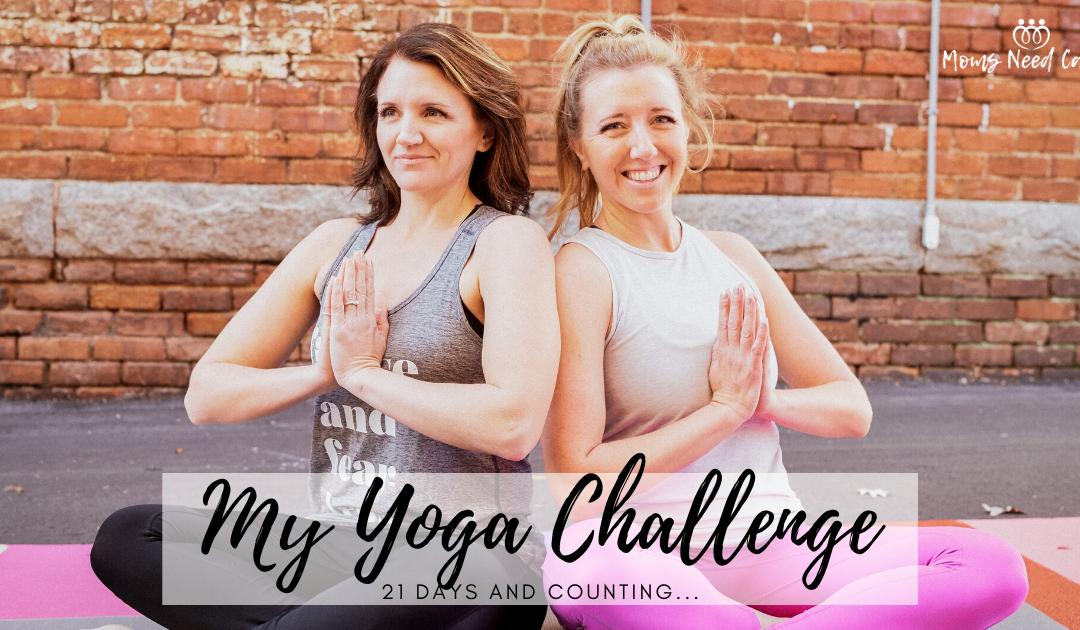 My 21-Day Yoga Challenge