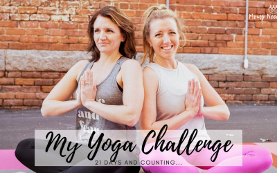 My 21-Day Yoga Challenge