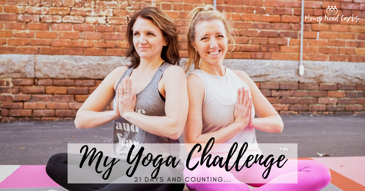 I'm doing a 21 day Yoga Challenge. Each day I'll do some type of yoga and document my experience.