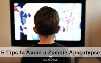 5 Tips to Avoid a Zombie Apocalypse