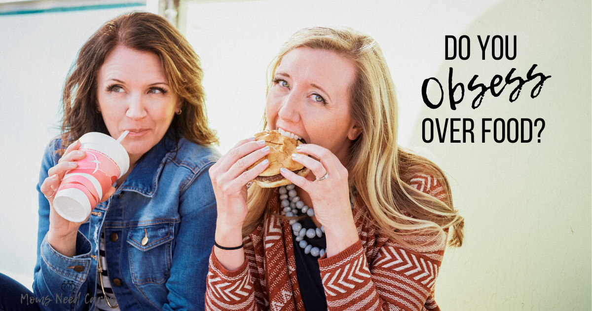 Do you obsess over food? Are you ready to feel In Control Around Food